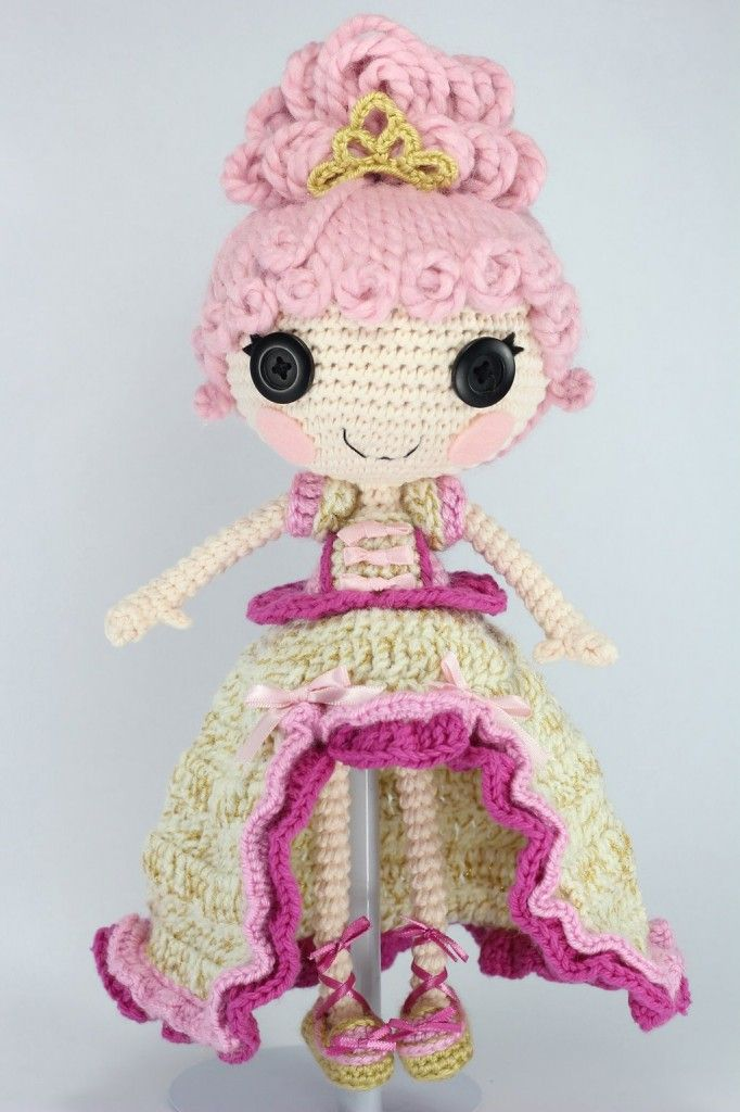 Amigurumi Doll Lalaloopsy : lalaloopsy_goldie_luxe_crochet_amigurumi_doll_by_npantz22 ...