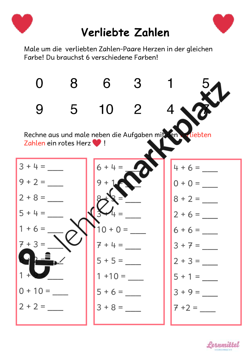 Dorable Gcse Arbeitsblätter Mathematik Picture Collection - Mathe ...