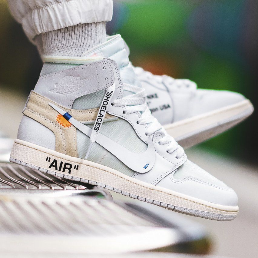 lowest price 97deb 5b8e6 Air Jordan 1 x OFF-WHITE NRG Part 2 Europe Exclusive | For ...