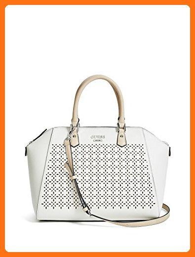 2d442ecbb5 GUESS Women's Marco Island Satchel - Top handle bags (*Amazon Partner-Link)