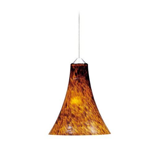 Minx Satin Nickel Mini-Pendant Light with Bell Shade | E94333-104SN | Destination Lighting