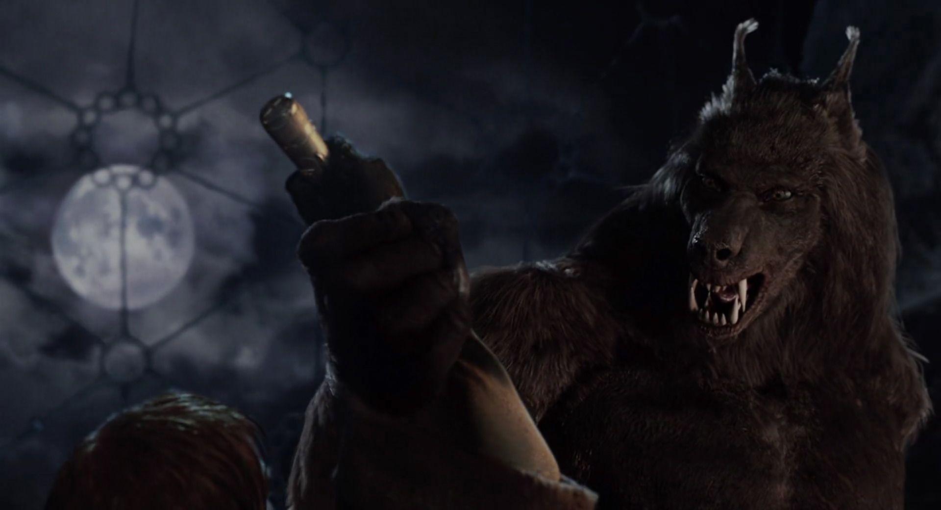 Werewolves Vs Vampires Van Helsing
