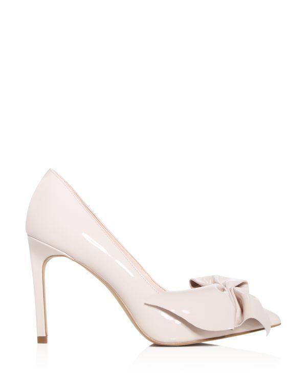 AVEC LES FILLES Women's Charlotte Patent Leather High-Heel Pumps pQTtPqFy0w