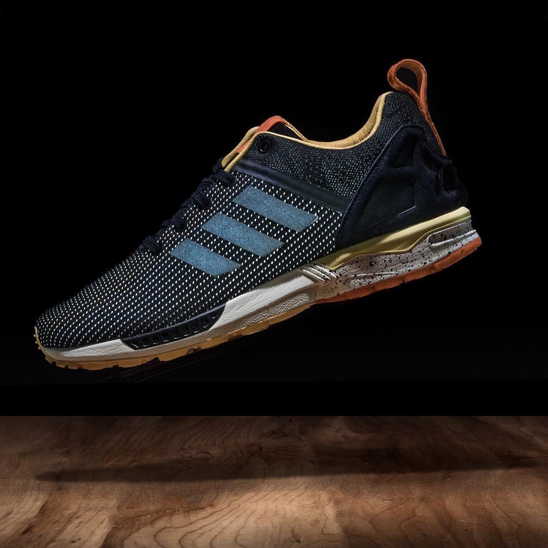 adidas ZX Flux Weave, Chaussures de Running Compétition