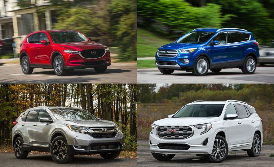 Every New Compact Crossover And Suv Ranked From Worst To Best