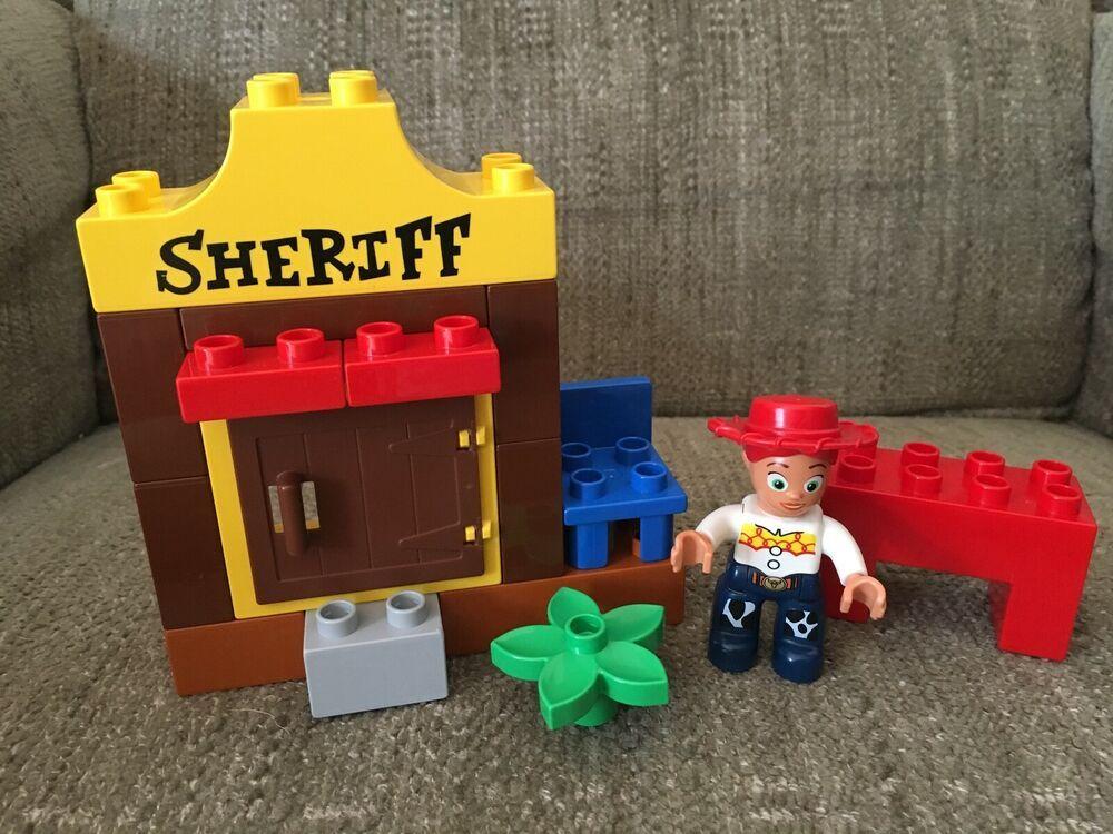 LEGO Duplo 5657 Toy Story 3 Jessie's Roundup Disney Pixar