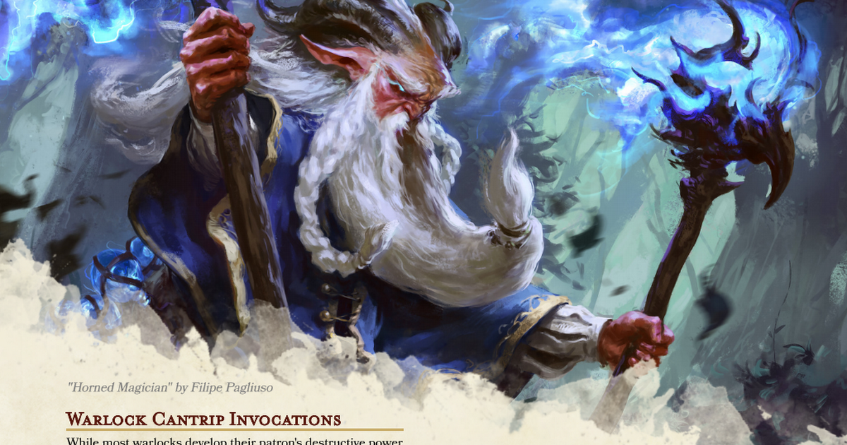 Warlock Cantrip Invocations v0.65.pdf Google Drive