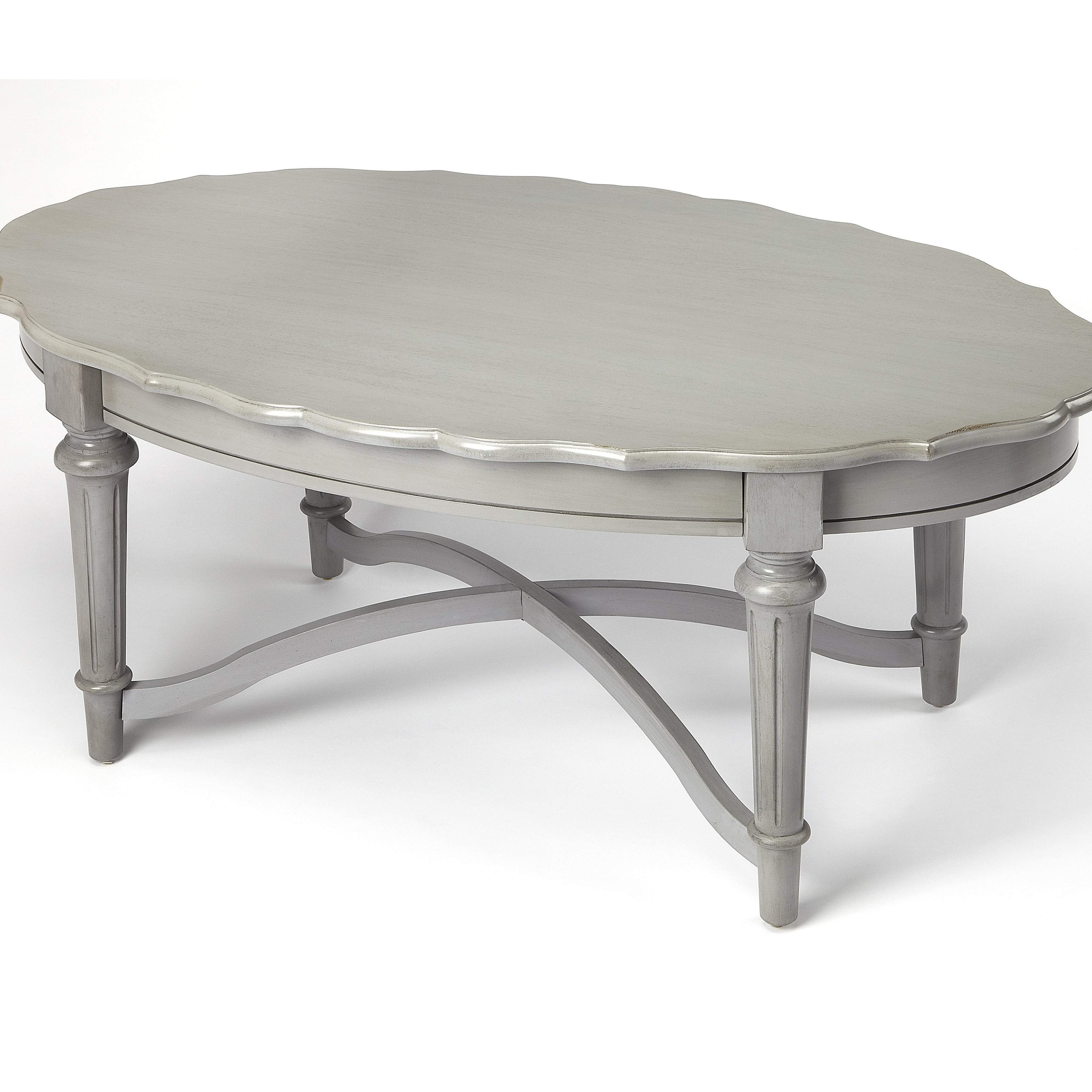 Butler Kendrick Gray Coffee Table 9358329 Anchor Your Living Room