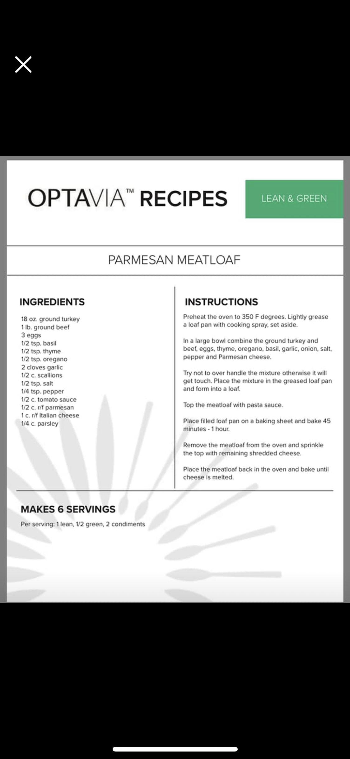 Parmesan meatloaf images