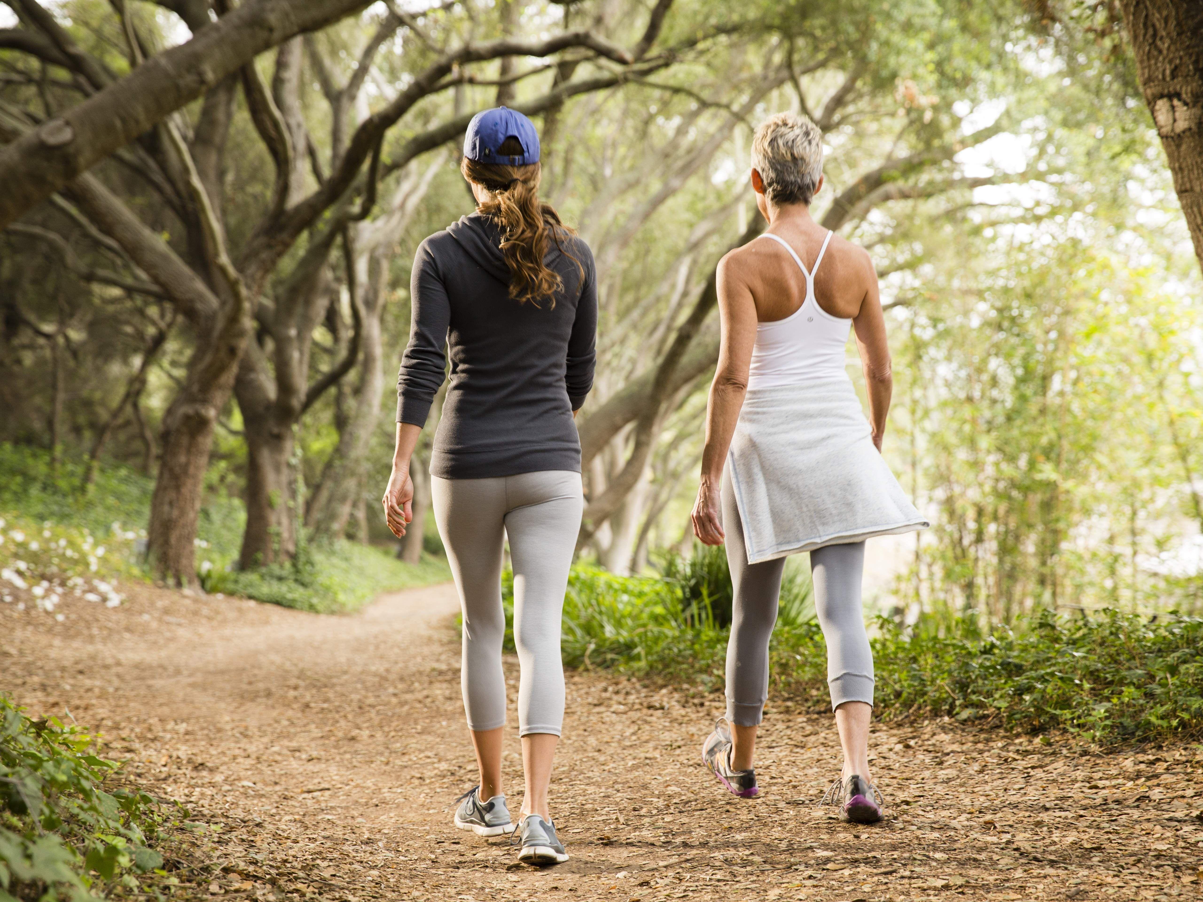 Does Walking Really Work? - Golden Door