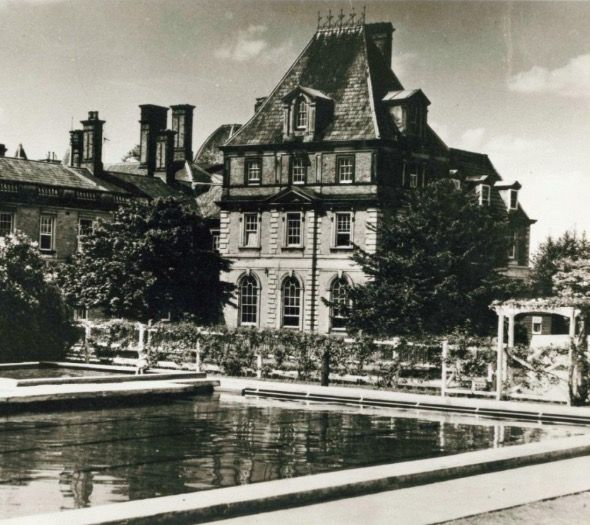 Marbury Hall.. Cheshire.. Sold & Used As A Country Club In