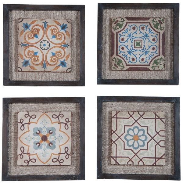 italia terra cotta tiles 450 liked on polyvore featuring home home - Terra Cotta Tile Home Decoration