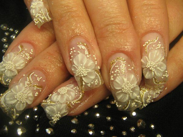 20 gorgeous royal nail designs for wedding 2017 wedding nails 20 gorgeous royal nail designs for wedding 2017 prinsesfo Image collections