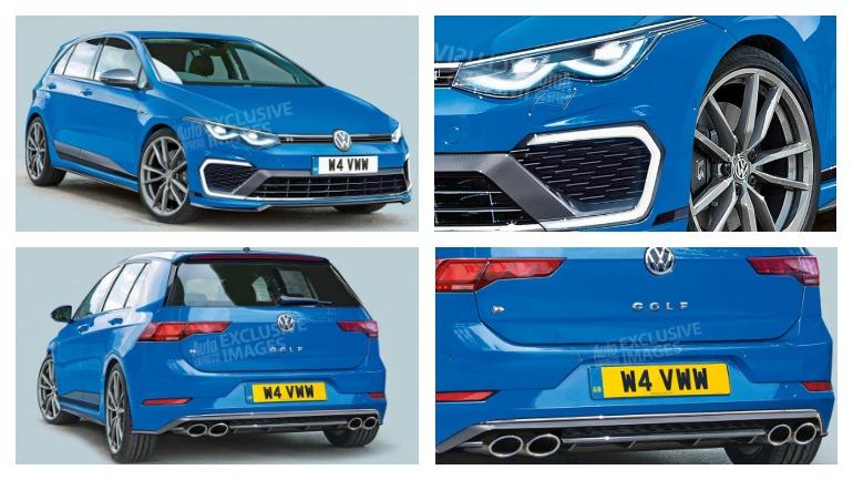 Novosti Volkswagen Golf R 2020 Goda Budet Samym Bystrym Za Vsyu Istoriyu Speedme Ru In 2020 Car Suv Suv Car