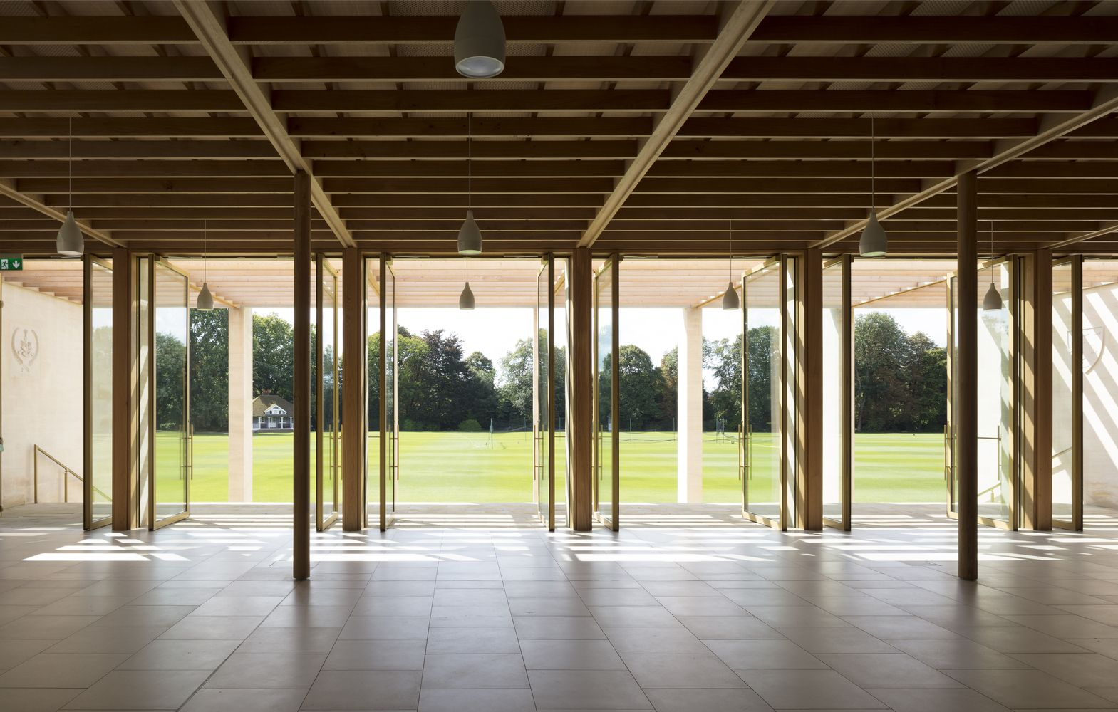Gallery of Sultan Nazrin Shah Centre / Niall McLaughlin Architects ...