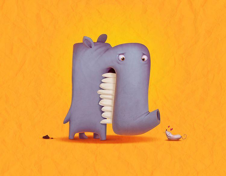 By Bertelsen — Poorly designed creatures
