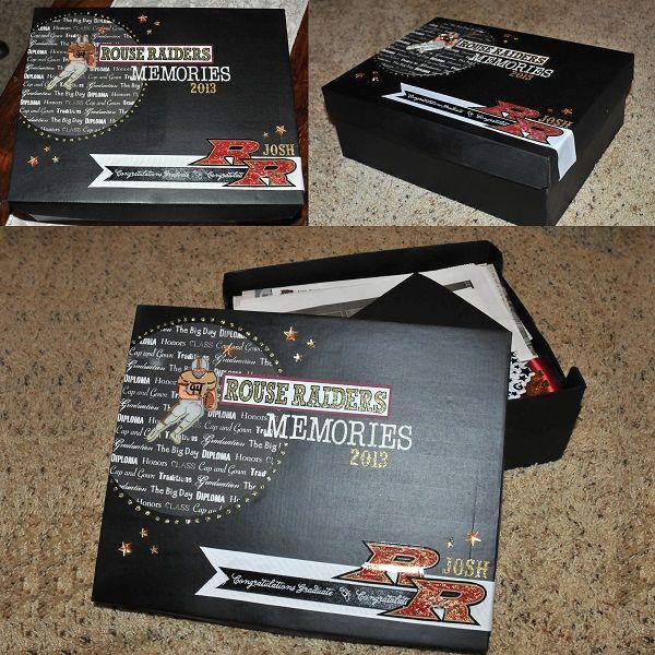 Memory Box - Scrapbook.com