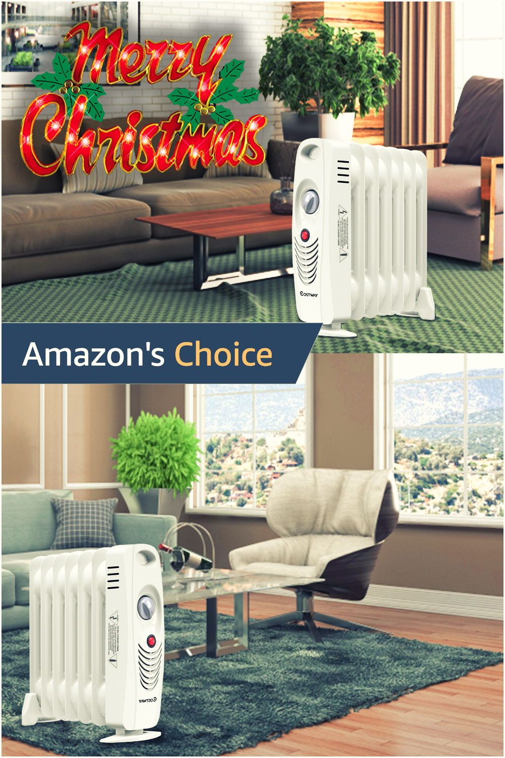 Top 10 Oil Filled Radiant Heaters Dec 2019 Reviews And Buyers Guide Radiant Heaters Oil Heater Oil Filled Radiator