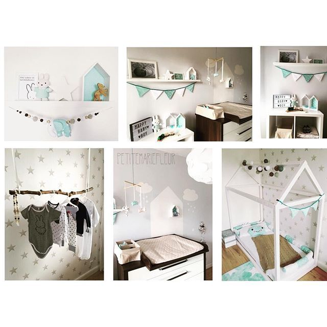 mintliebe im neuen kinderzimmer spielzimmer pinterest kinderzimmer kinderzimmer ideen und. Black Bedroom Furniture Sets. Home Design Ideas