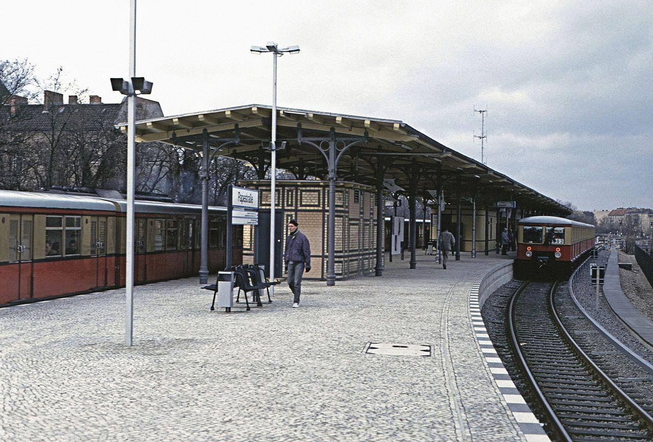 Berliner Ringbahn Bahn Berlin S Bahn Berlin