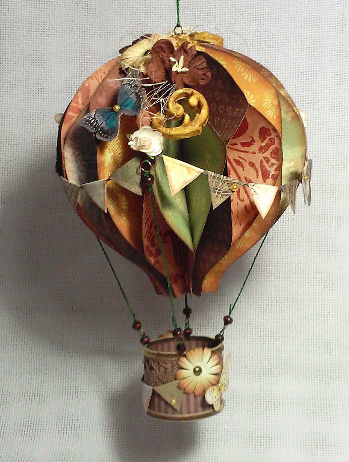 Оригами как сделать воздушный шар фото 652