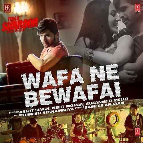 Download Wafa Ne Bewafai Full Mp3 Song From Movie Teraa Surroor With Images Audio Songs Free Download Audio Songs Mp3 Song