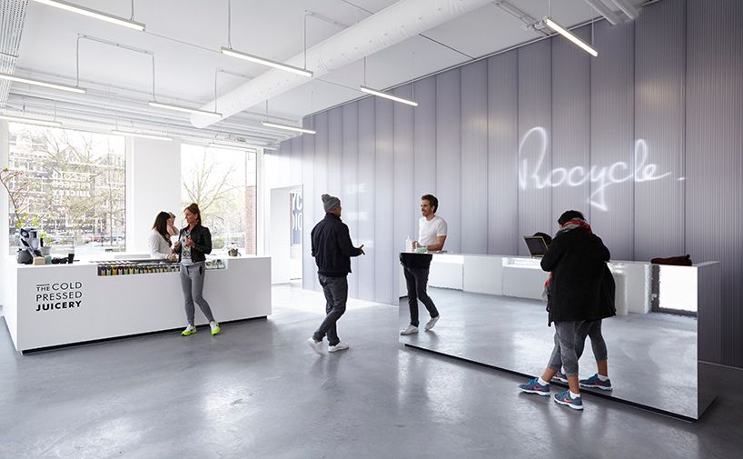 Rocycle boutique fitness studio by xml interiors fixed