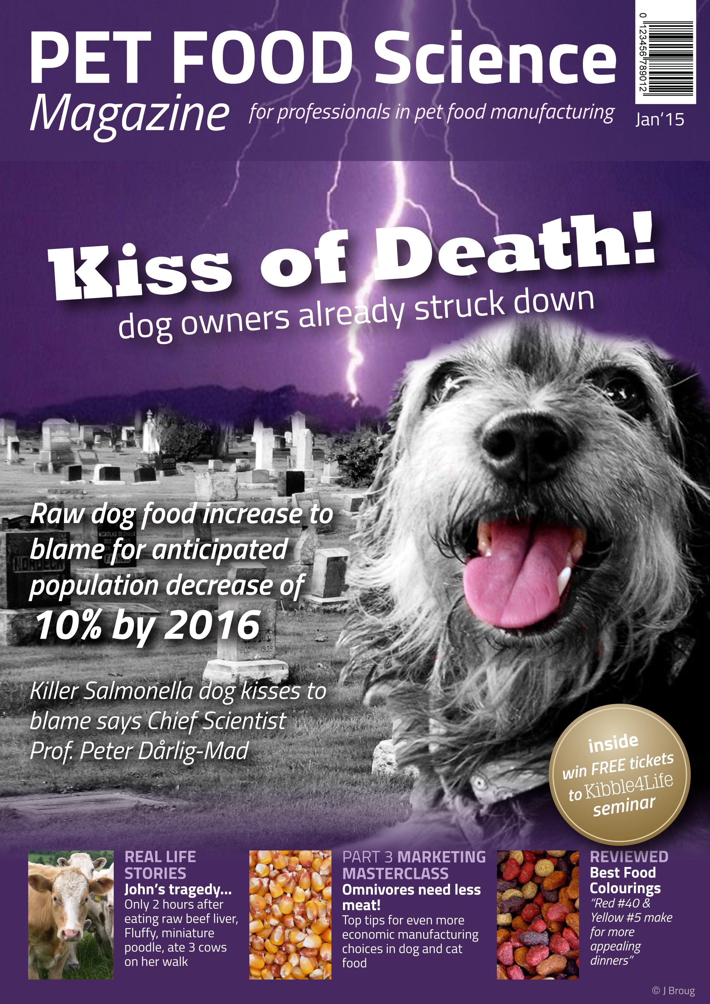 Pet Food Science Magazine Food Animals Raw Dog Food Recipes Food Science