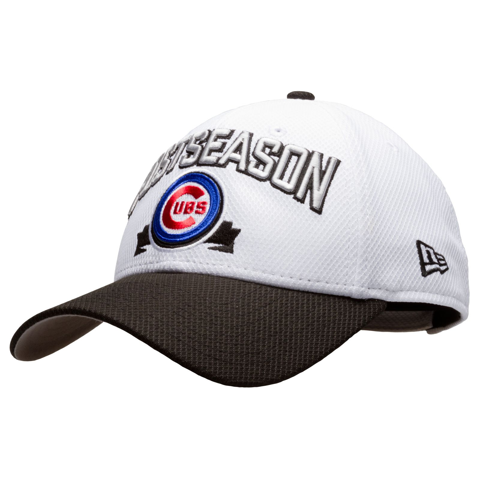 Chicago Cubs White and Black