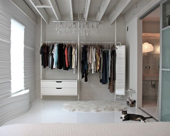 Awesome Modern Ikea Bedroom Closets Design: Charming Contemporary ...