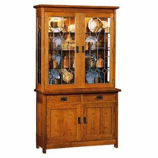 Stickley Two Door Dining Room Buffet Hutch PURCHASED