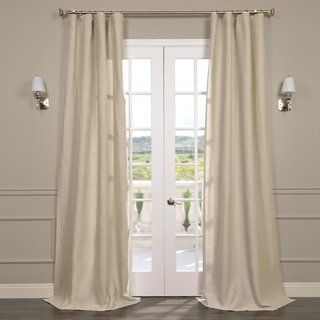 Exclusive Fabrics Signature French Linen Curtain Panel 50 X 120 Purity White Sheer Linen Curtains Panel Curtains Drapes Curtains