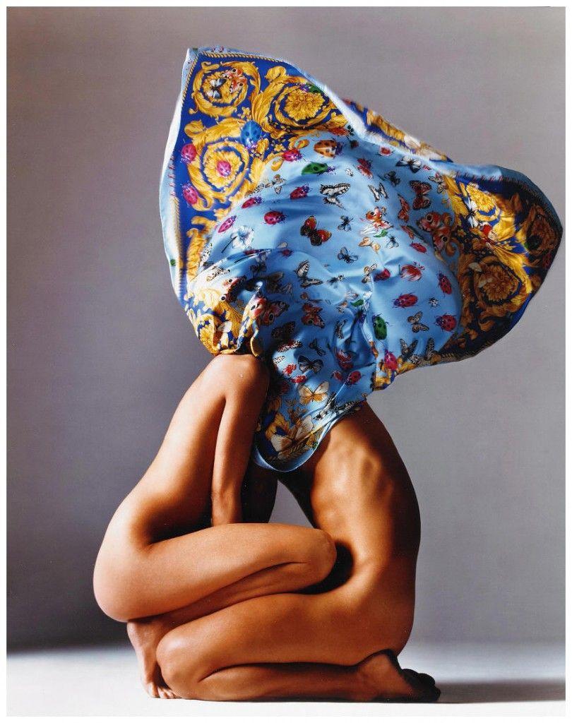 Avedon Seymour Versace – Bast Magazine