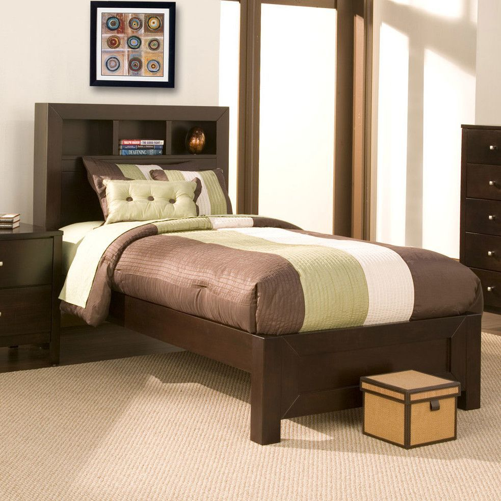 Framlingham Platform Bed Bed shelf headboard, Bed