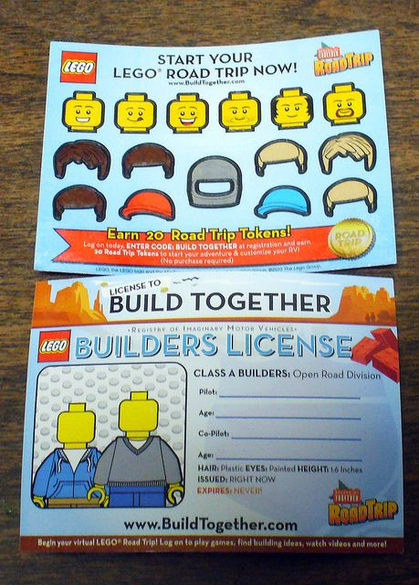 builders license | lego | Custom lego, Lego, Design