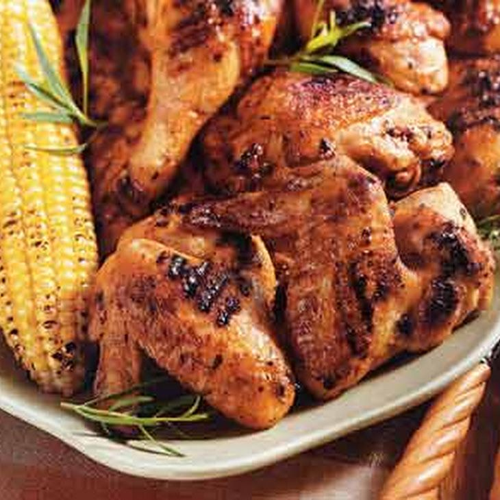 Dijon and Tarragon Grilled Chicken Recipe Main Dishes with ...