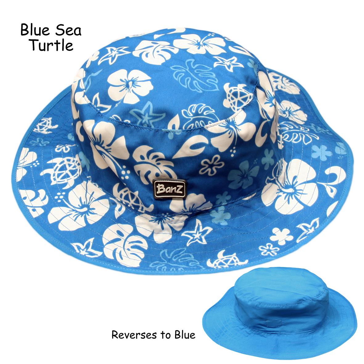 f698e2690 Reversible UV Bucket Hat   BANZ FEEL NO FLARE Sun Hats   Hats, Sun ...