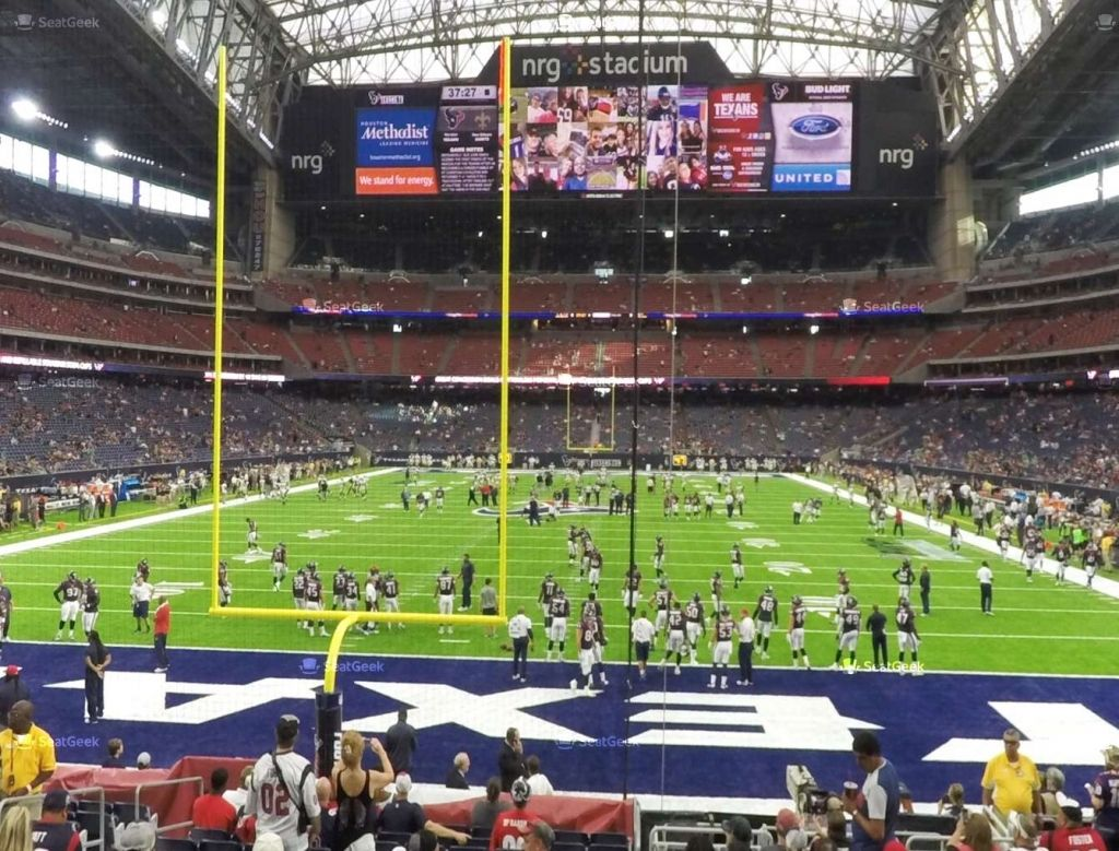 Texans With Images Seating Charts Seating Seat View