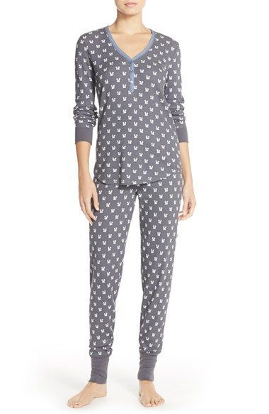 543edaa538 PJ Salvage Thermal Pajamas at Nordstrom.com. Bedtime