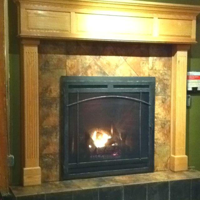 Quadra Fire Qfp44 Gas Fireplace Fireplace Stores Vent Free Gas