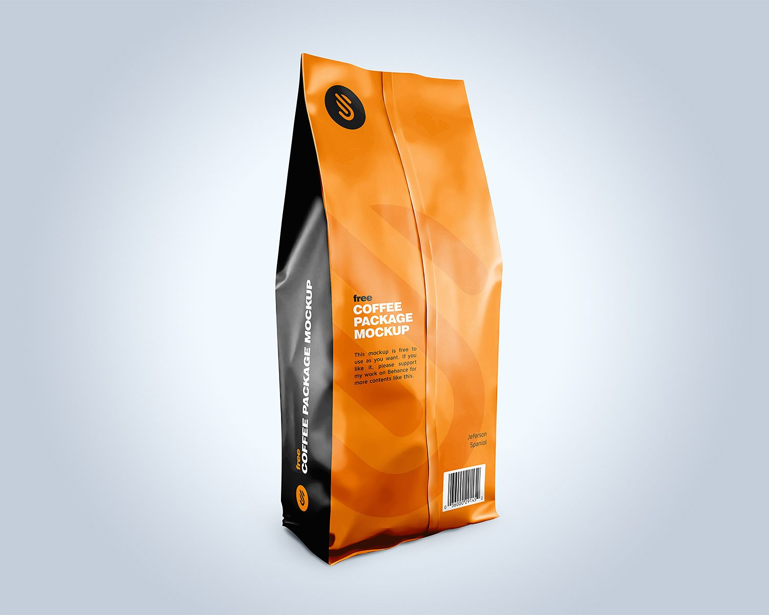 Download Free Coffee Pouch Packaging Mockup Pouch Packaging Free Coffee Packaging Mockup