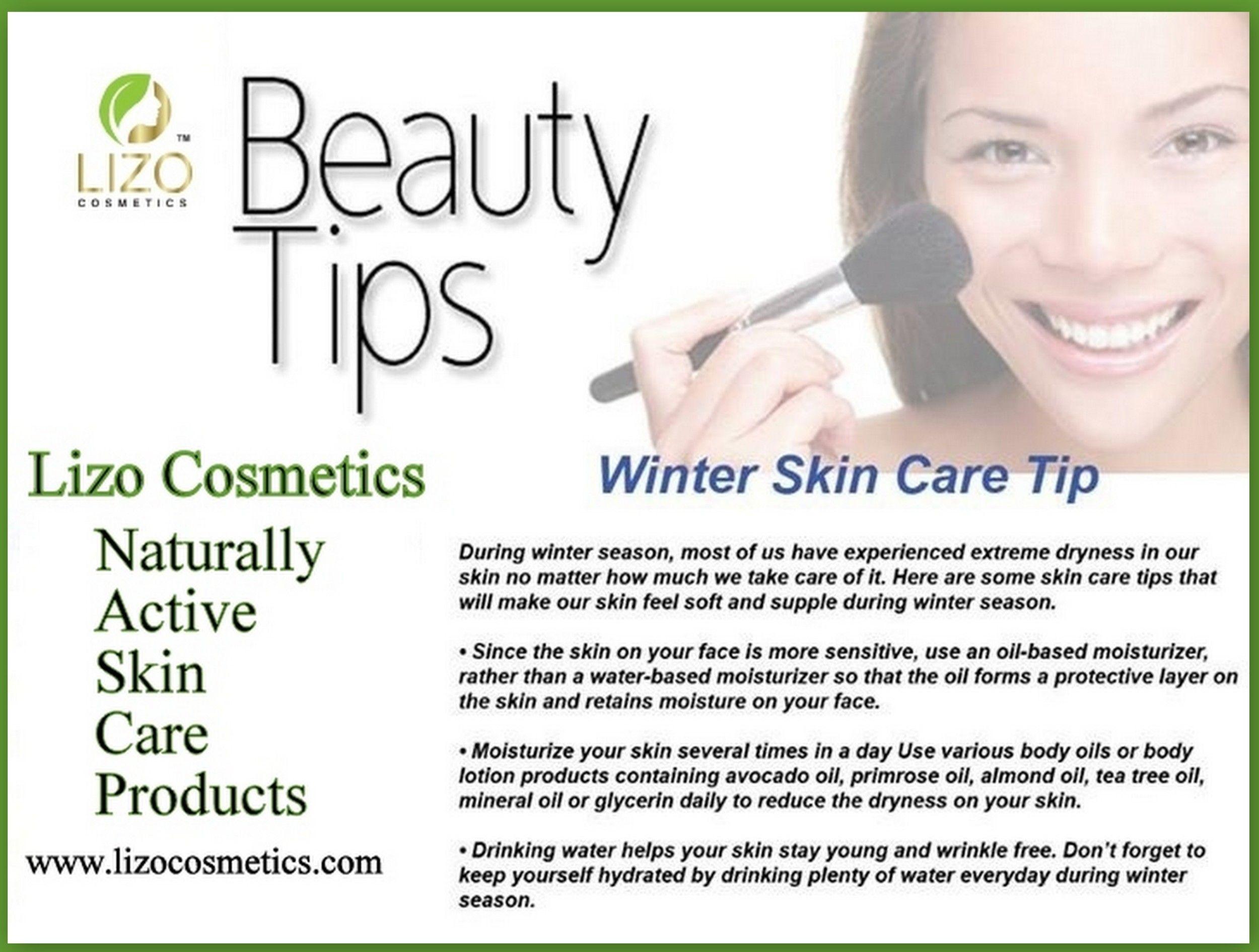 Pin By Lizo Cosmetics On Beauty Tips Winter Skin Care Winter Skin Beauty Hacks