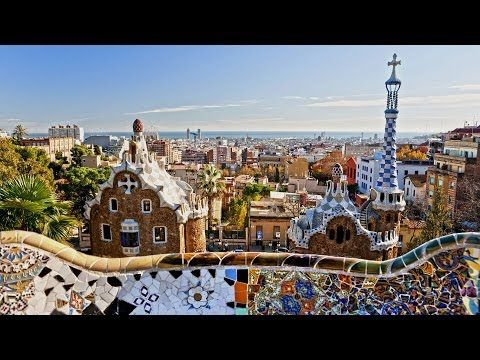 Red LLI System Lesson 67:  A Dragon on the Roof:  The Surprising Architecture of Antoni Gaudi