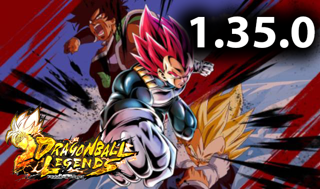 Dragon ball legends 1.35.0 free Download APk ( cloned