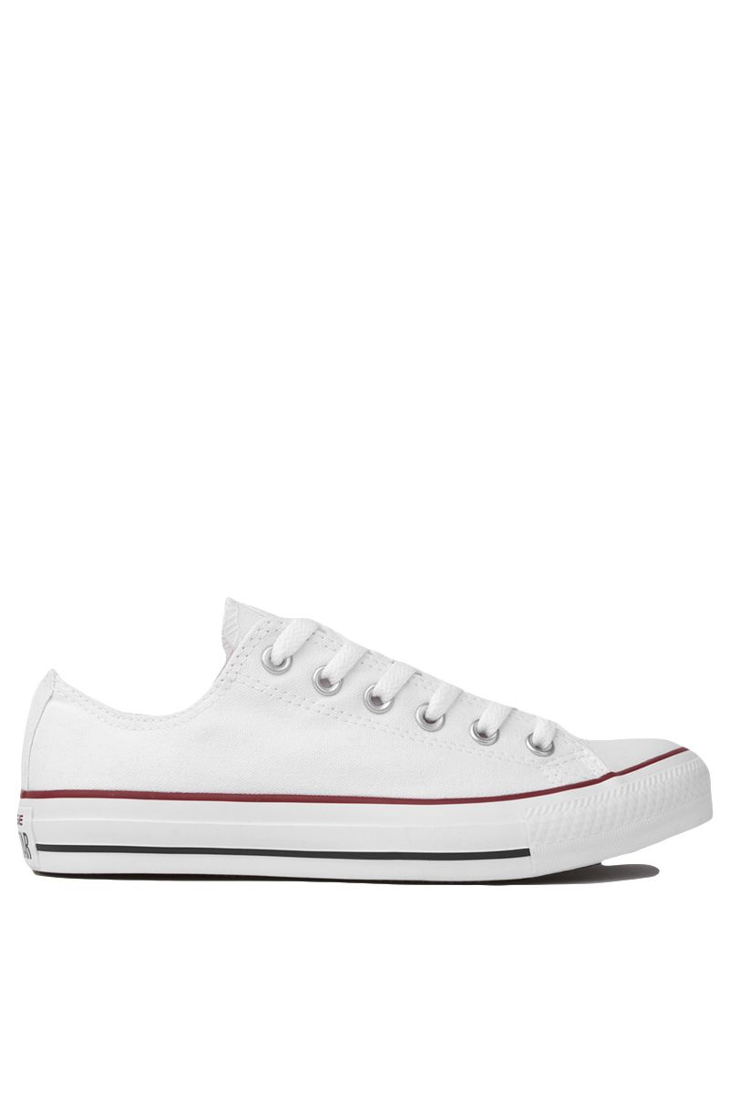 Optic White Converse Chuck Taylor All Star Classic Oxford Low Top Sneakers