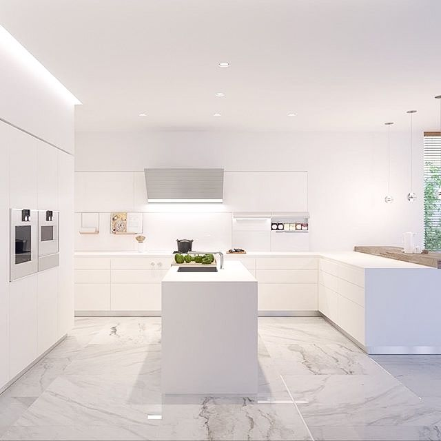 Bulthauplivingkitchens Cuisine Moderne Cuisine Moderne Design Et Cuisine Moderne Blanche