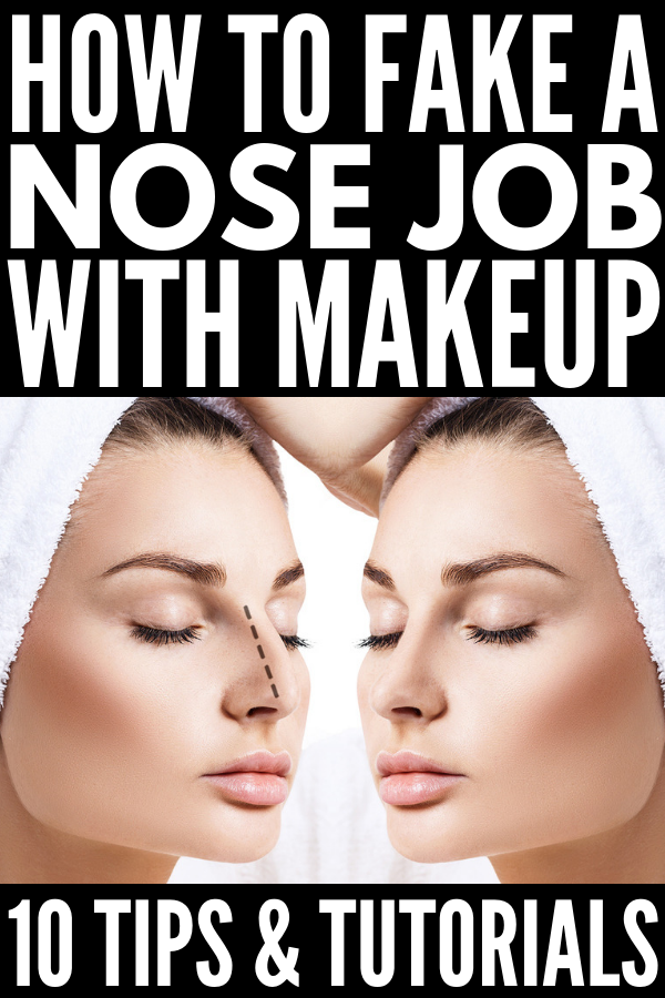 How to Contour Your Nose 10 Tips and Products for Every
