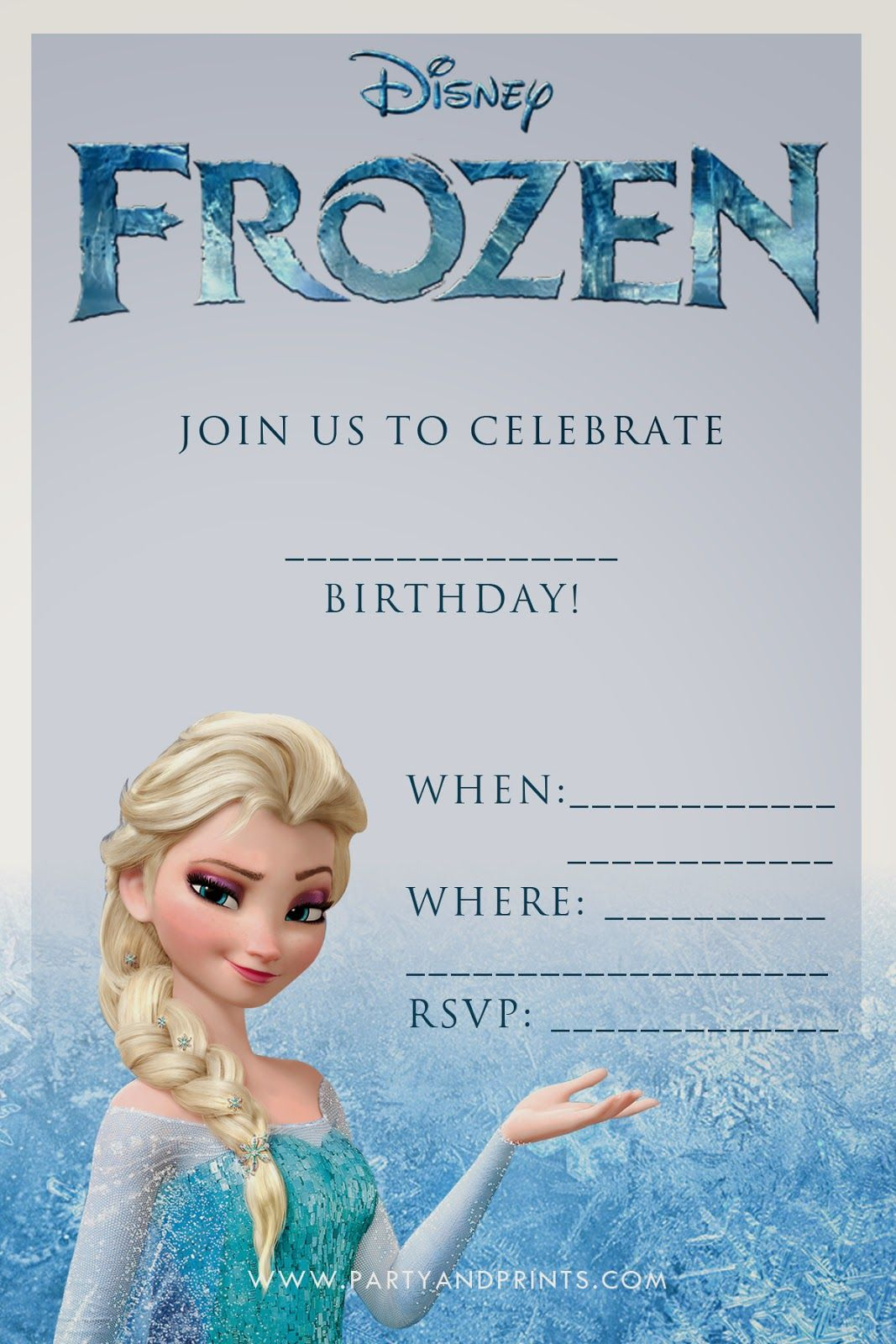 FREEBIE-FRIDAY (GRATIS PRINT) | tractor | Pinterest | Frozen ...