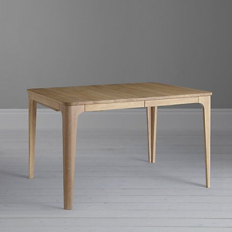 Buy Ebbe Gehl For John Lewis Mira 4 8 Seater Extending Dining Table Online At