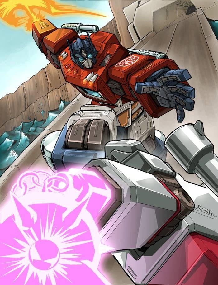 Optimus prime and megatron transformers pinterest - Transformers cartoon optimus prime vs megatron ...